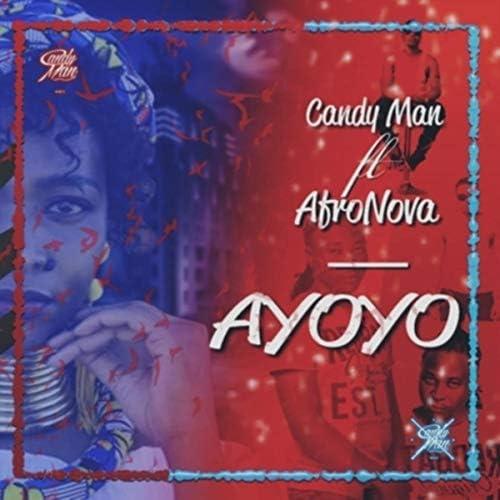 Candy Man feat. Afronova
