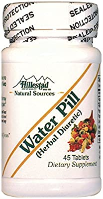 Water Pill - 45 Tablets
