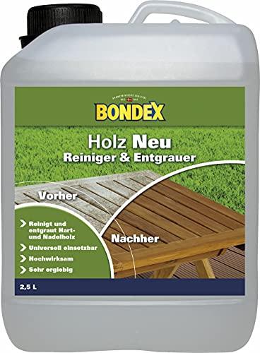Bondex Holz Neu Farblos 2,50 l - 329867
