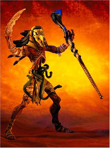 Diablo II Actionfigur - Greater Mummy