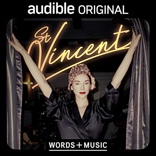 St. Vincent: Words + Music book cover