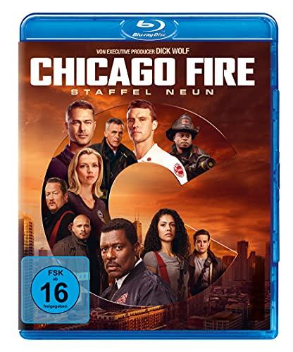 Produktbild von Chicago Fire - Staffel 9 [Blu-ray]
