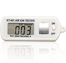 Toptekits KT-401 Air Ion Tester Counter -Ve Negative Ions With Peak Maximum Hold by Tekit