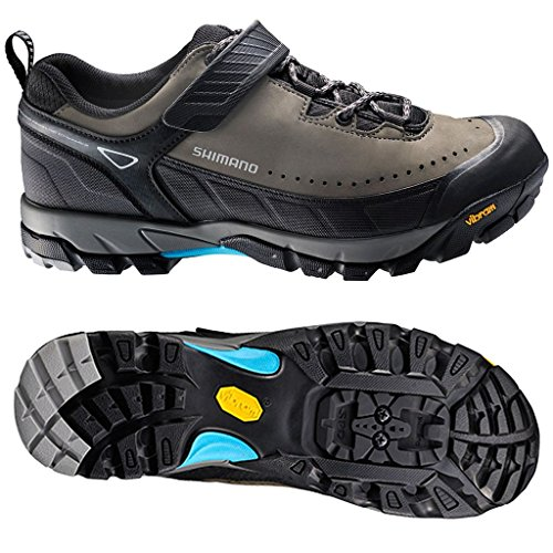 Shimano Zapatos de deporte para bicicleta, Adultos, Gris, talla 38