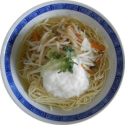 塩やさい ラーメン 6食 博多細麺