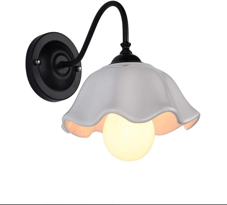 Retro Modernbalcony Lamp Stairway Aisle Wall Lamp, 26  22  28Cm [Energy Class A+++]