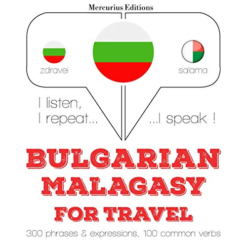 Bulgarian - Malagasy. For travel cover art