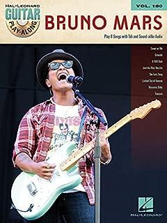 Bruno Mars Songbook: Guitar Play-Along Volume 180