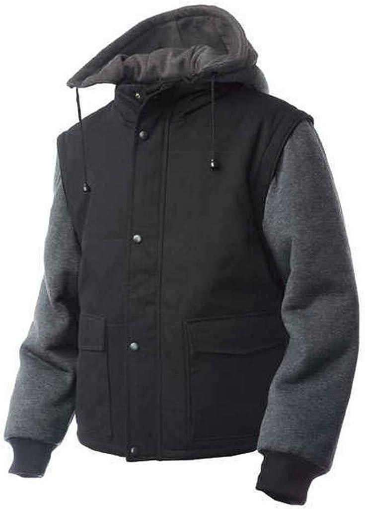 Tough Duck Men's Zip-Off Sleeve Jacket
