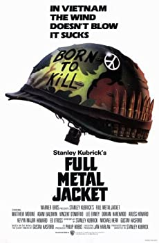 Pop Culture Graphics Full Metal Jacket  1987  - 11 x 17 - Style A