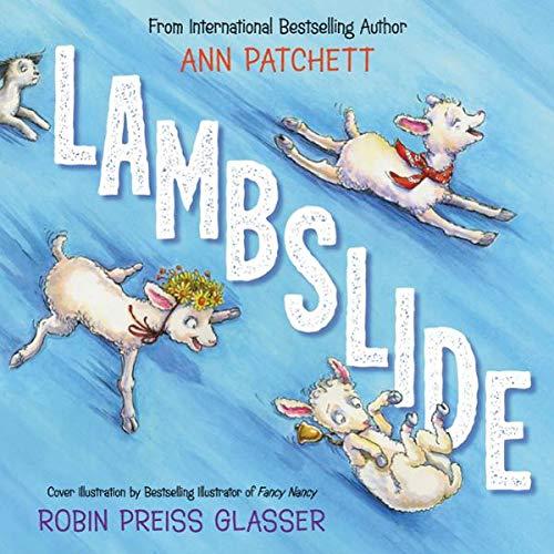 Lambslide audiobook cover art
