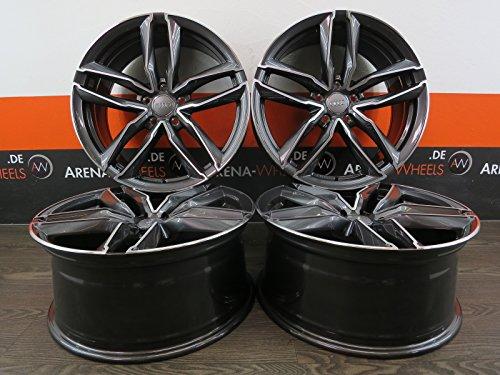 4 Alufelgen Ultra Wheels UA6 19 Zoll passend für A3 S3 RS3 A4 S4 A5 S5 A6 S6 RS6 A8 S8 A7 S7 Q5 Q3 TT NEU
