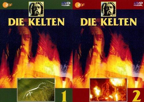 Die Kelten 1+2 - Paket [2 DVDs]