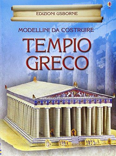 Tempio greco. Modellini da costruire. Ediz. illustrata