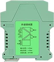 Transmisor de aislamiento de señal, Distribuidor de señal de 4-20 mA a 0-20 mA, Transmisor de corriente