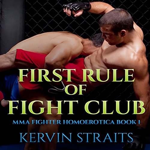 First Rule of Fight Club audiobook cover art