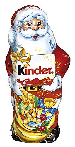 kinder Schokolade Weihnachtsmann, 6er Pack (6 x 110 g)