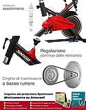 Zoom IMG-2 sportstech cyclette professionale speedbike con