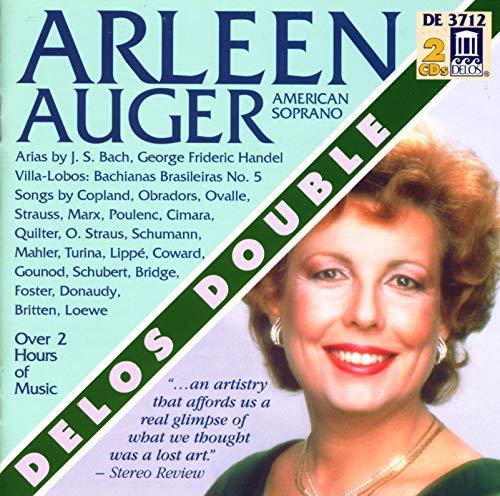 Auger-Lieder und Arien