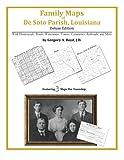 Family Maps of De Soto Parish, Louisiana