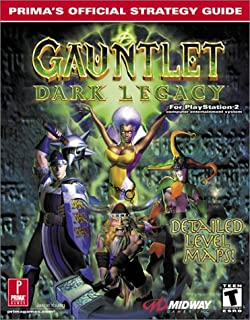 Gauntlet: Dark Legacy (Prima's Official Strategy Guide)
