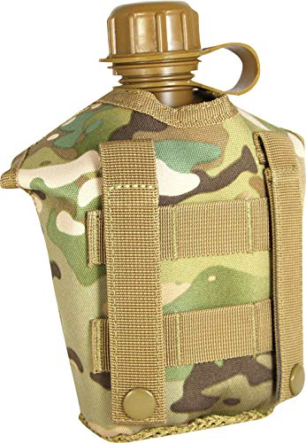 Viper TACTICAL - Pochette modulaire - avec Gourde en Plastique - sans BPA - V-Cam