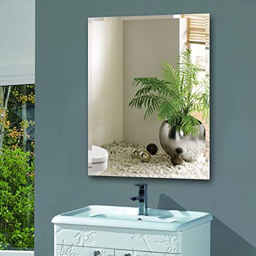 espejo sin marco rectangular de la marca LP Espejos de Pared