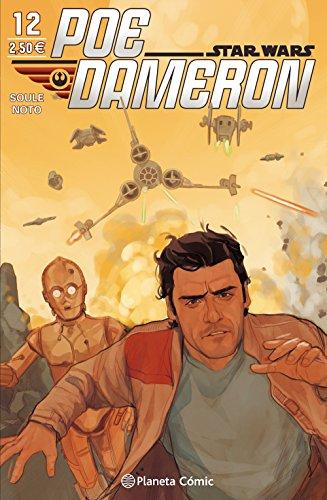 Star Wars Poe Dameron nº 12 (Star Wars: Cómics Grapa Marvel)