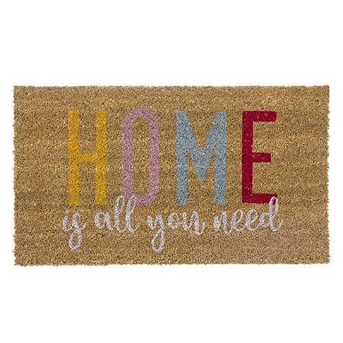 DCASA Antideslizante Home Color Referencia DC Felpudos Textiles del hogar unisex adulto, 40x70x1,5 cm