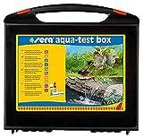 Sera Professional Marine Aqua Test Box Test Kit 9 Different Water Test In One Box