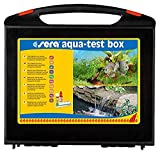 *sera 4002 Test Box Aquarium cu/kupfer