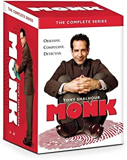 Best monk tv series online Reviews