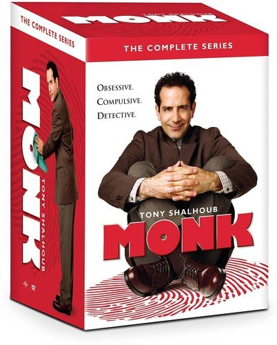 Price comparison product image Monk: The Complete Series