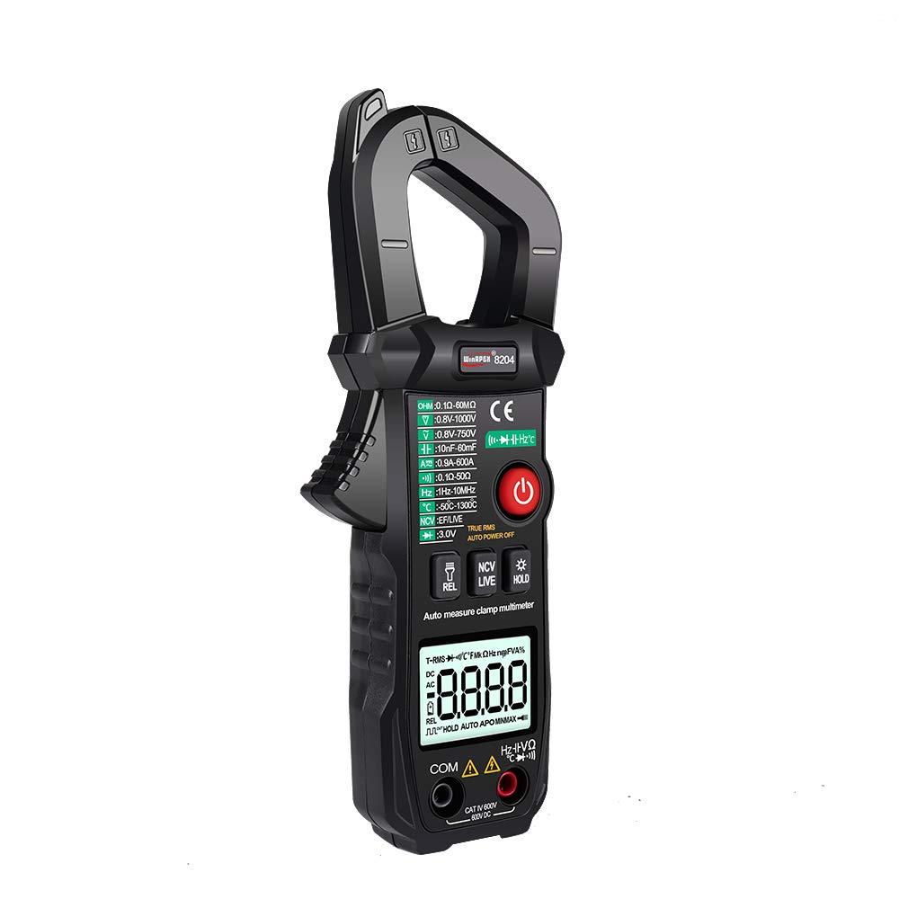 ET8204 ET8201 6000 Counts AC Automatic Identificat excellence Multimeter NEW before selling ☆ DC