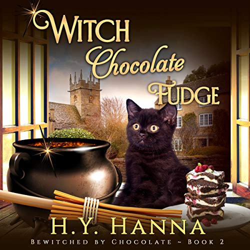 Witch Chocolate Fudge audiobook cover art