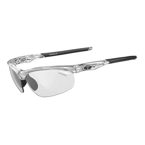 329612086b Tifosi Veloce Regular Interchangeable Wrap Sunglasses