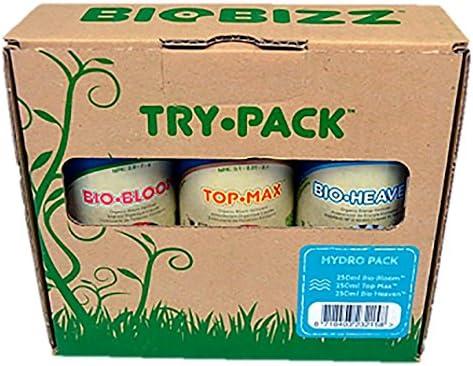 BioBizz Try·Pack - Indoor Pack
