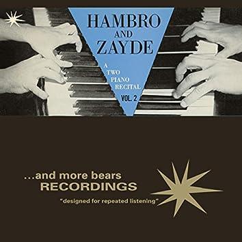 A Two Piano Recital, Vol. 2