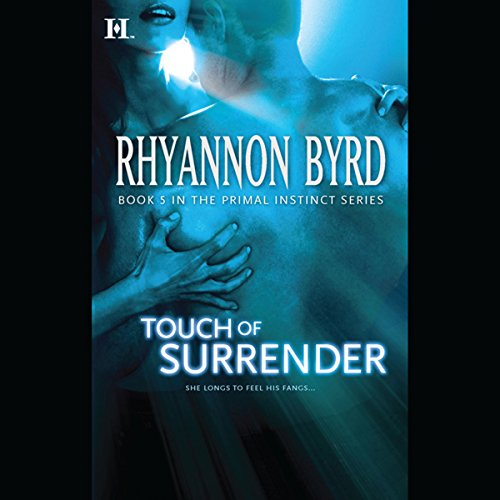 Touch of Surrender audiobook cover art