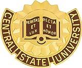 Central State University-Ohio Unit Crest (Veritas Et Lux, Recta Et Honor)