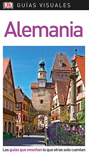 Guía Visual Alemania: Las guías que enseñan lo que otras