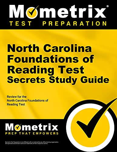 North Carolina Foundations of Reading Test Secrets Study...