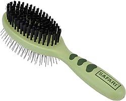 Coastal Safari Plastic Pin and Bristle Combo Brush