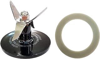 Swess Spb-456-2B Blender Blade Black Include Gasket for Cuisinart Powerblend Duet Parts Replace Bfp-703 Fpb-5Pc Spb-3 Spb-7