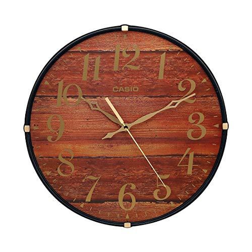 Casio IQ-81-5B - Reloj de pared (madera)