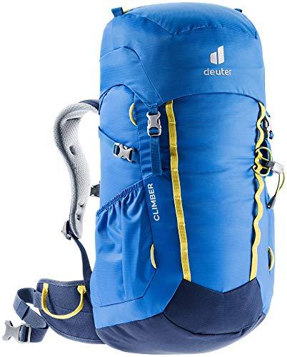 Deuter Unisex Jugend Climber Kinder Kletterrucksack, Lapis-Navy, 22 L