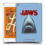 Head Case Designs Officiel Jaws Grunge I Art Clé Coque en Gel Doux Compatible avec Apple iPad Mini...