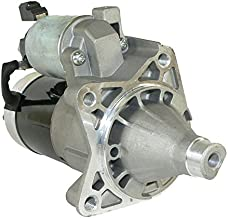 DB Electrical SMT0280 New Starter For Chrysler 2.7 2.7L Sebring 01 02/ Dodge 2.7L Stratus 01 02/ 4606875AA, 4606875AB, M1T86281, M1T86281ZC, M1T86282, M1T86282ZC