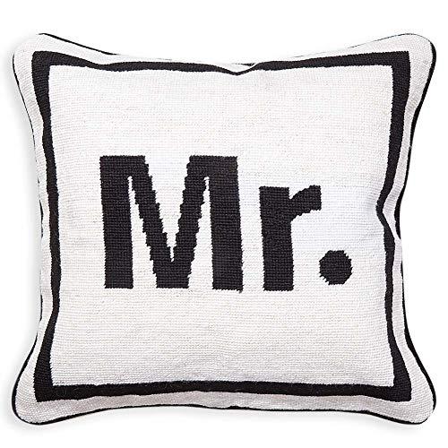 Jonathan Adler - Throw Pillow - Mr.