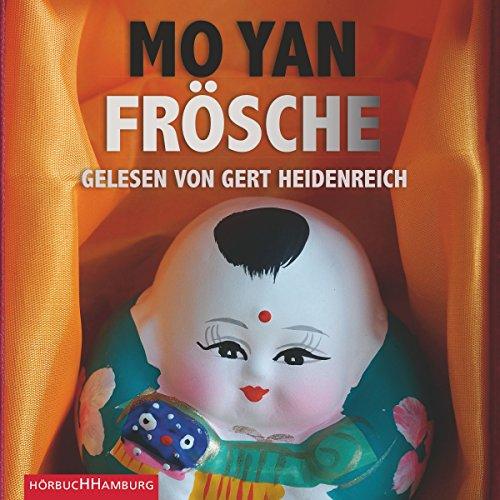 Frösche audiobook cover art